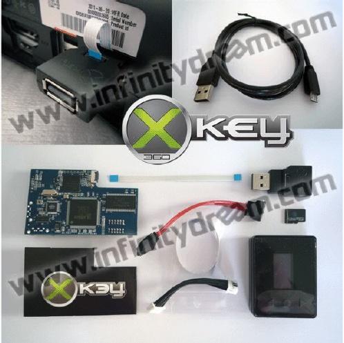 Xk3y Set